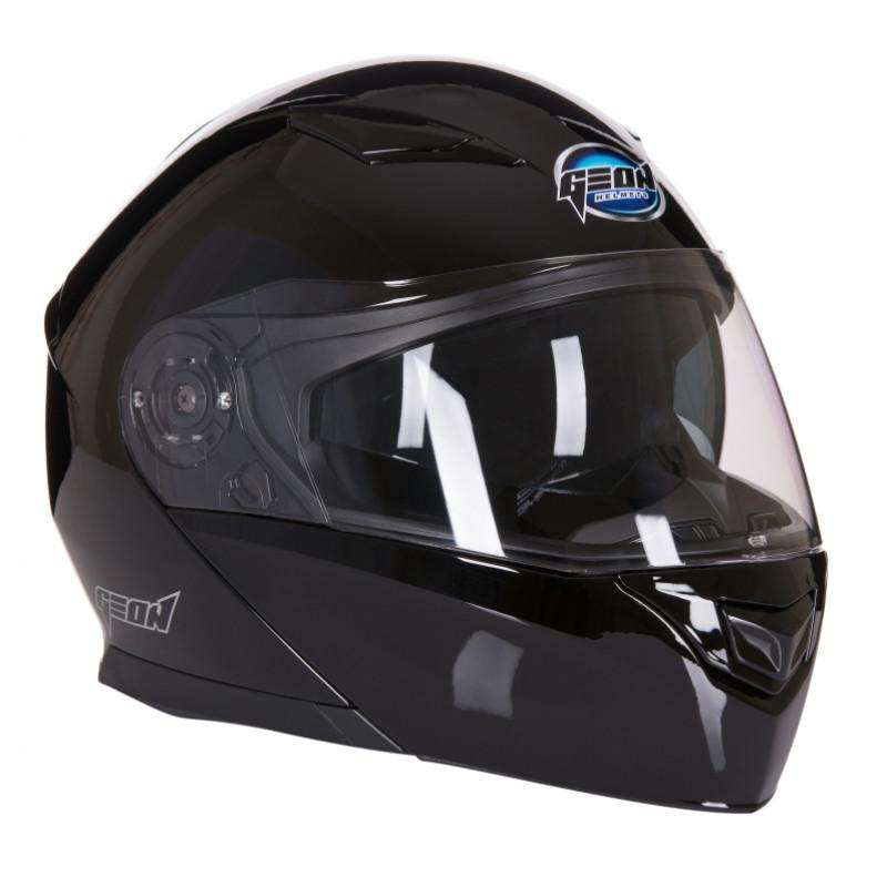 Шлем модуляр з окулярами GEON 950 чорний
