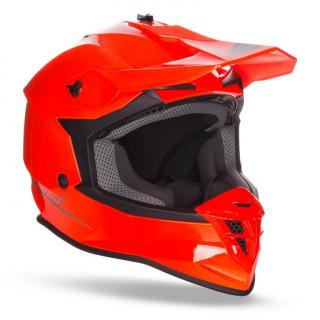 Шлем GEON 633 MX Крос Neon Orange