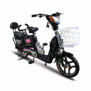 Электровелосипеды и электроскутеры