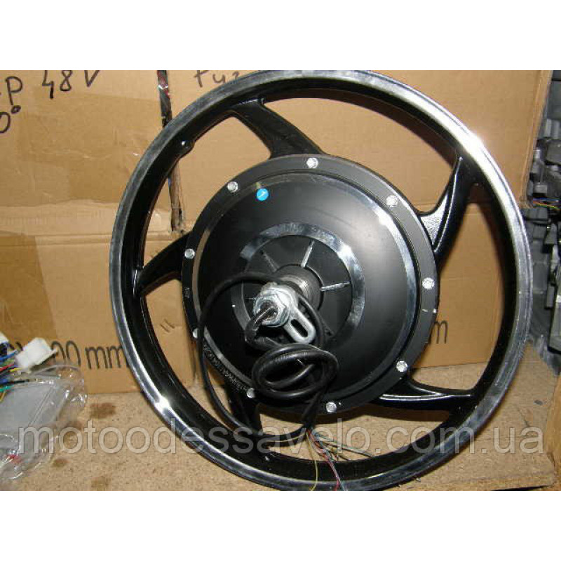 Моторколесо  smarto 350w 48v