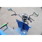 Грузовой трицикл SKYMOTO Hercules 110-с