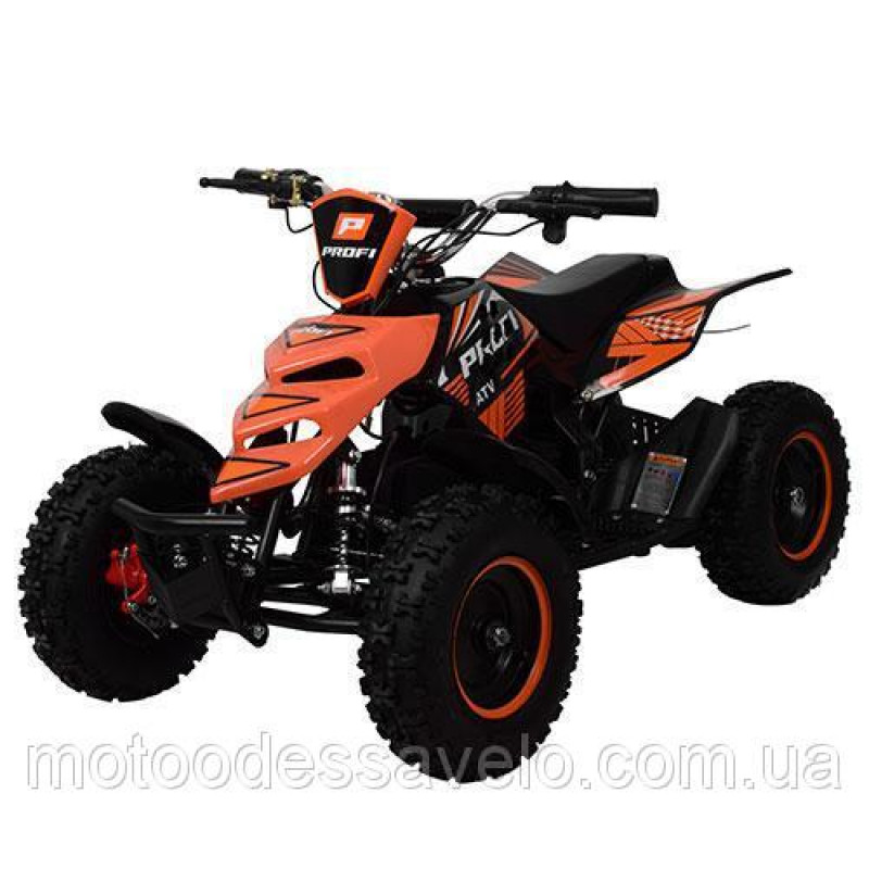 Электроквадроцикл Profy 800W orange
