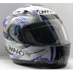 Шлем NHK N1200 Y9 Zion black blue
