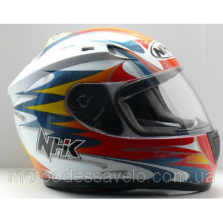 Шлем NHK N1200 Y10 SBK red