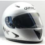 Шлем NHK 308 Y8 AXIS Silver