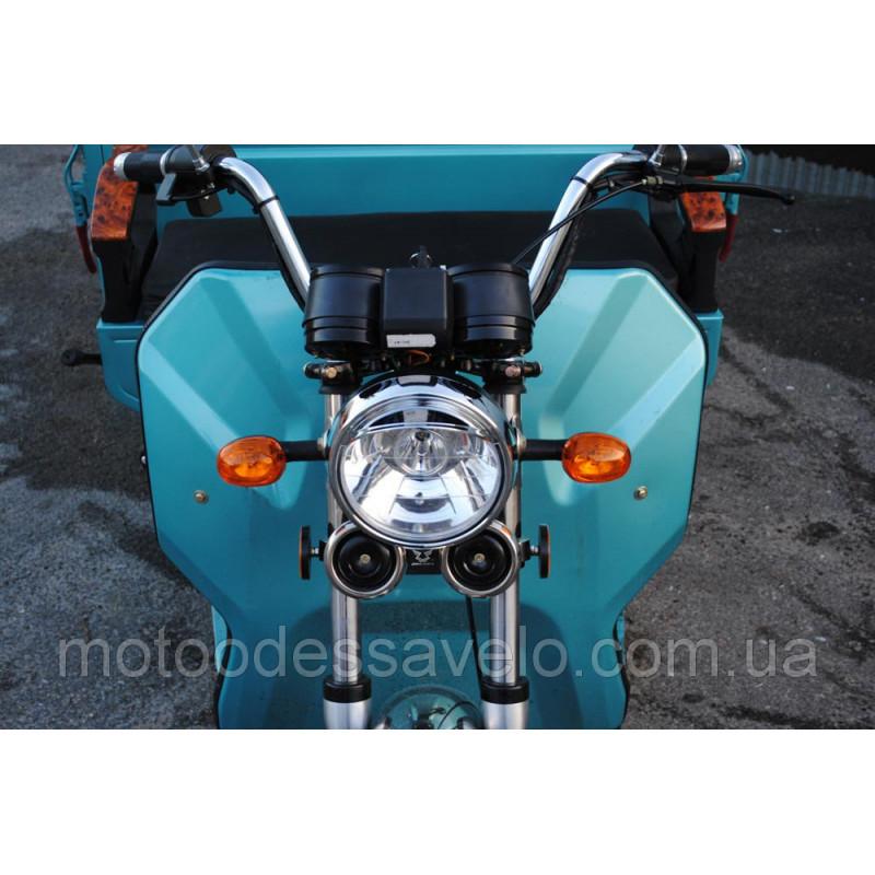 Грузовой электротрицикл Hercules Electro базовый