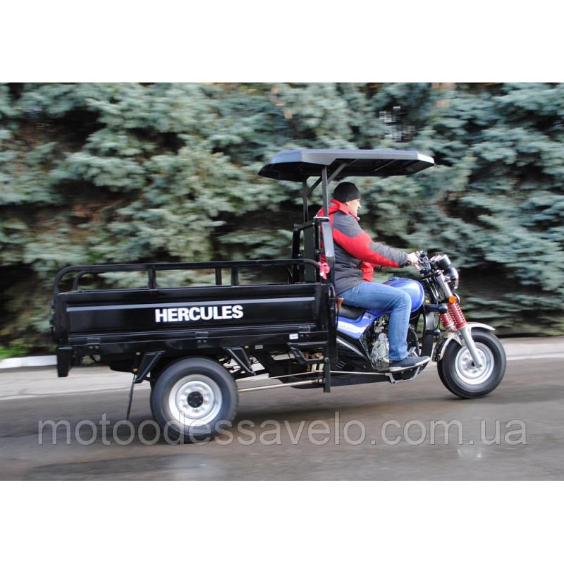 Грузовой трицикл Hercules Q1-200 + козырек