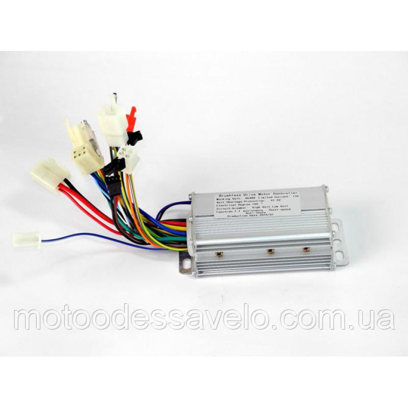 Контроллер на электровелосипед 48V 450 w