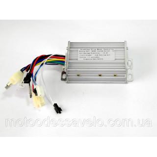 Контроллер на электровелосипед  36V с задним ходом