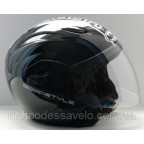 Шлем NHK 200 N2 Urban Style black