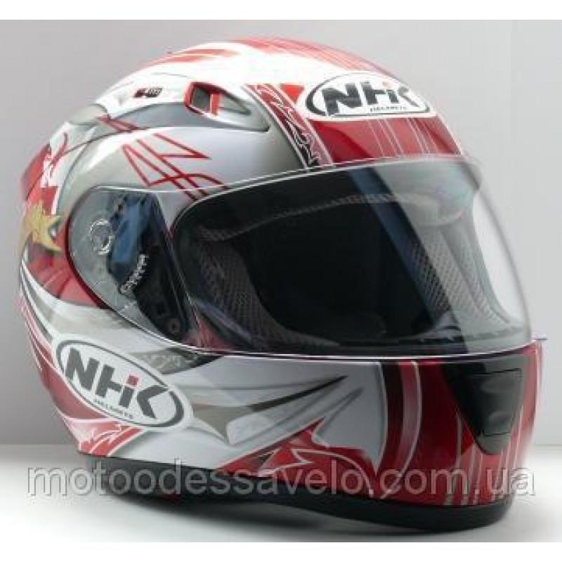 Шлем NHK N1200 Y9 Zion red