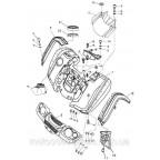 Пластик-расширитель арки правый передний Speed Gear 500