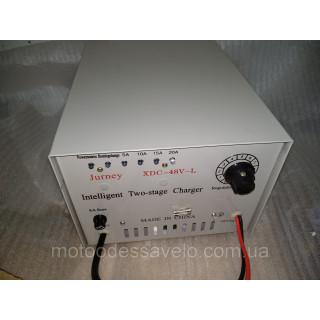 Зарядное устройство универсальное 48v 5A-20А
