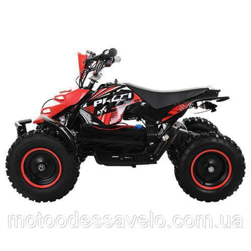 Электроквадроцикл Profy 800W red