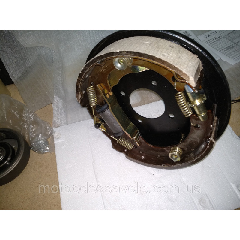 Тормозной барабан для грузового мотоцикла J7-250