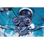 Грузовой электротрицикл Hercules Electro 2-С с кабиной