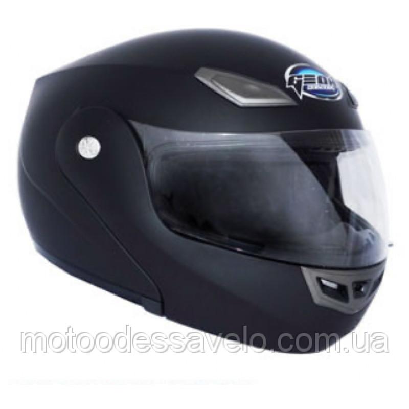 Шлем GEON 936 Модуляр Black Matt