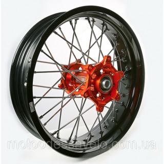 Диск алюминиевый спицованный GN-motors KTM 3.5-17