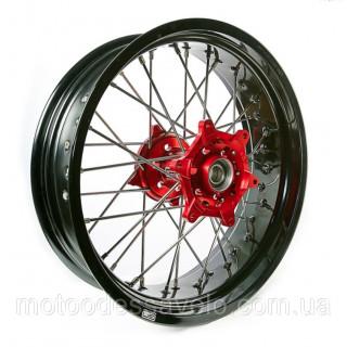 Диск алюминиевый спицованный GN-motors Honda 4.25-17