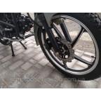 Мопед Musstang Альфа 125 New 2020 серый металлик