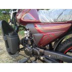 МопедSkymoto Worker 110 Alfa red