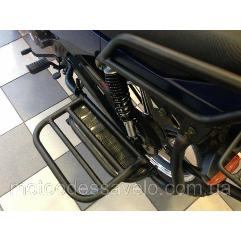 Мотоцикл Shineray intruder XY 200 чёрный