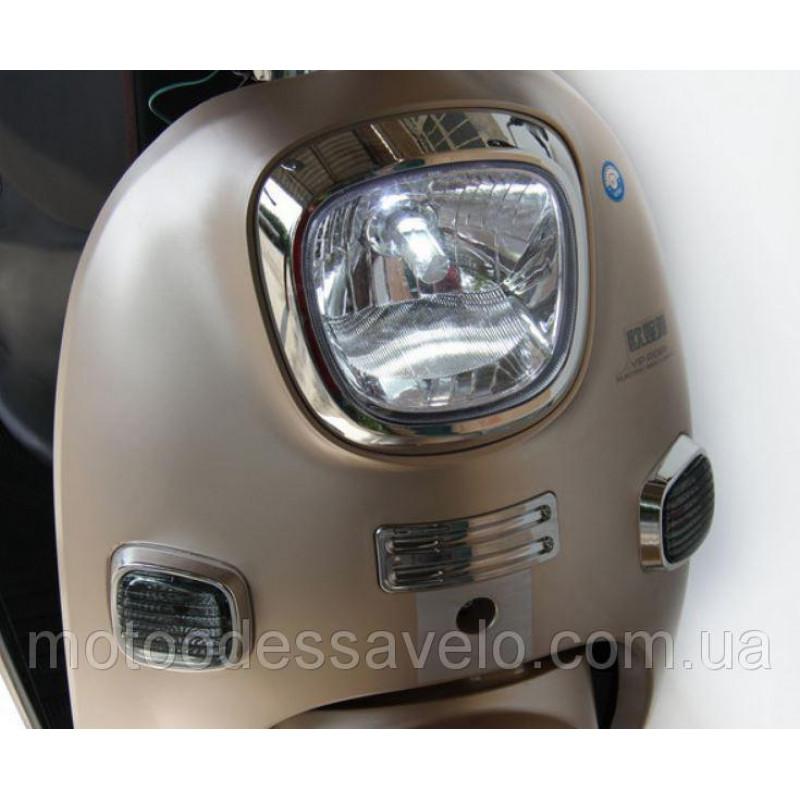 Электроскутер Volta Tino 1200w 60v голд