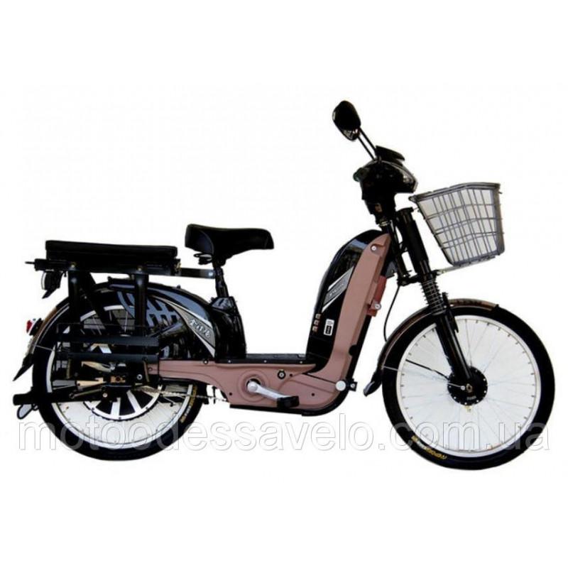 Электровелосипед Volta Практик 500w 60v