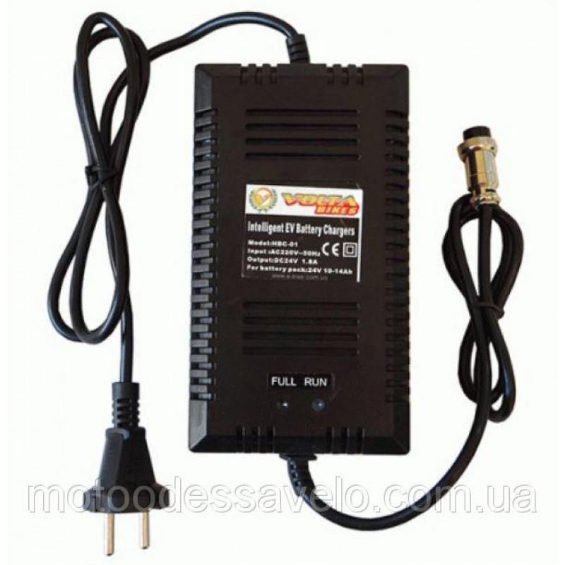 Зарядное устройство 24v  для электроквадроцикла