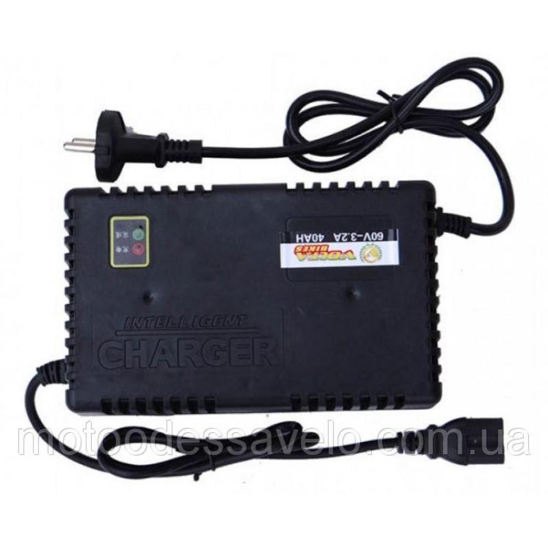 Зарядное устройство 48v 5А для электровелосипеда