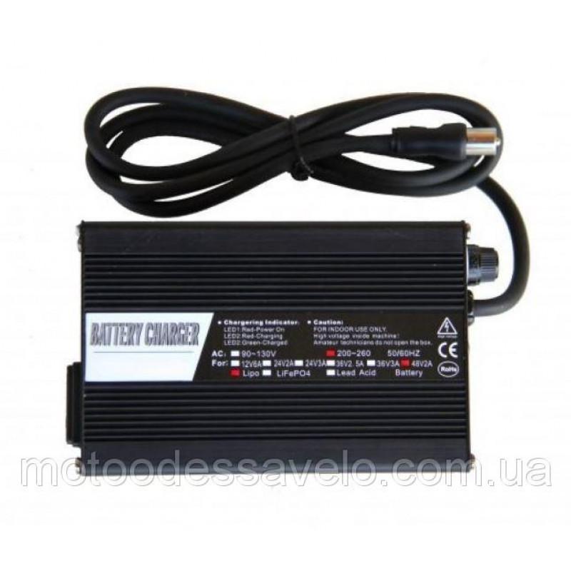 Зарядное устройство для литий ионных аккумуляторов на 48v (2А)