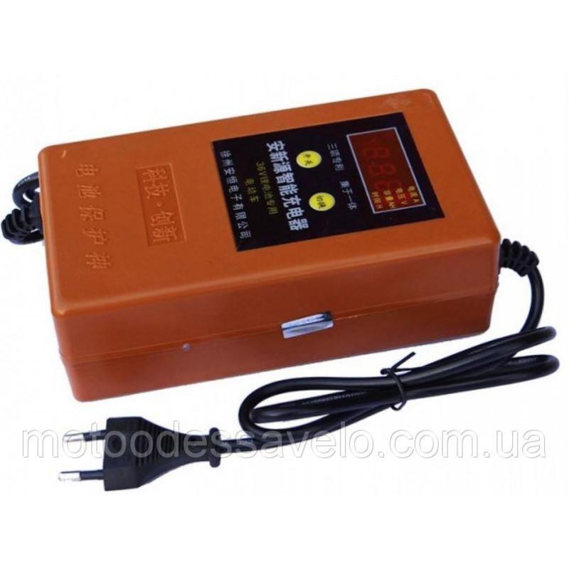 Зарядное устройство для литий ионных и литий полимерных аккумуляторов на 48V 2А