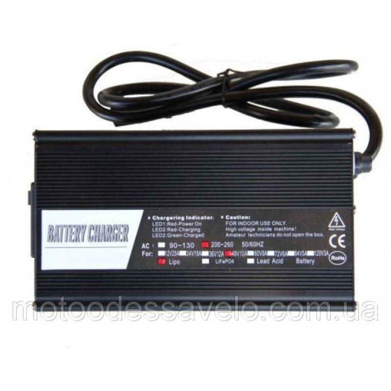 Зарядное устройство для литий ионных аккумуляторов на 48v (10А)