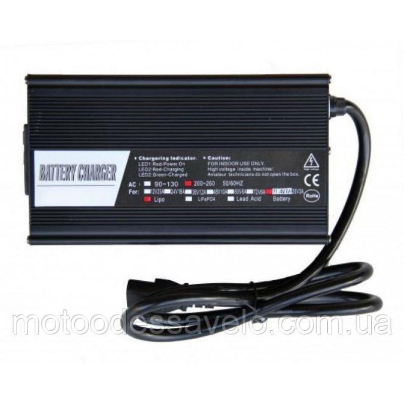 Зарядное устройство для литий ионных аккумуляторов на 60v7А