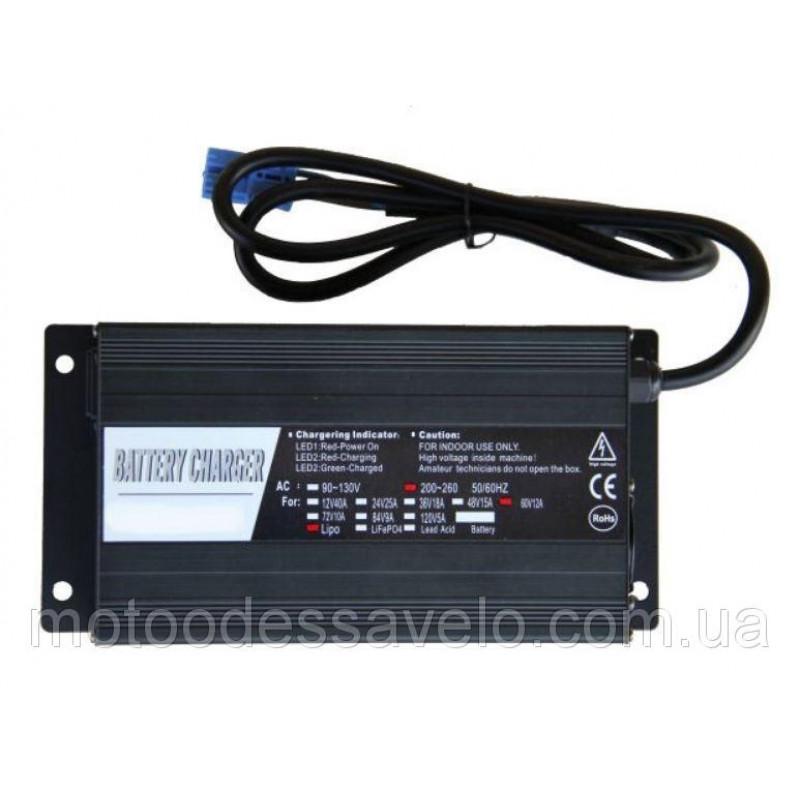 Зарядное устройство для литий ионных аккумуляторов на 60v12А