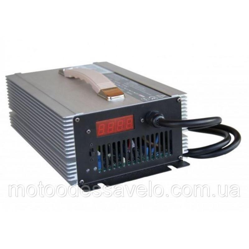 Зарядное устройство для литий ионных аккумуляторов на 72v12А
