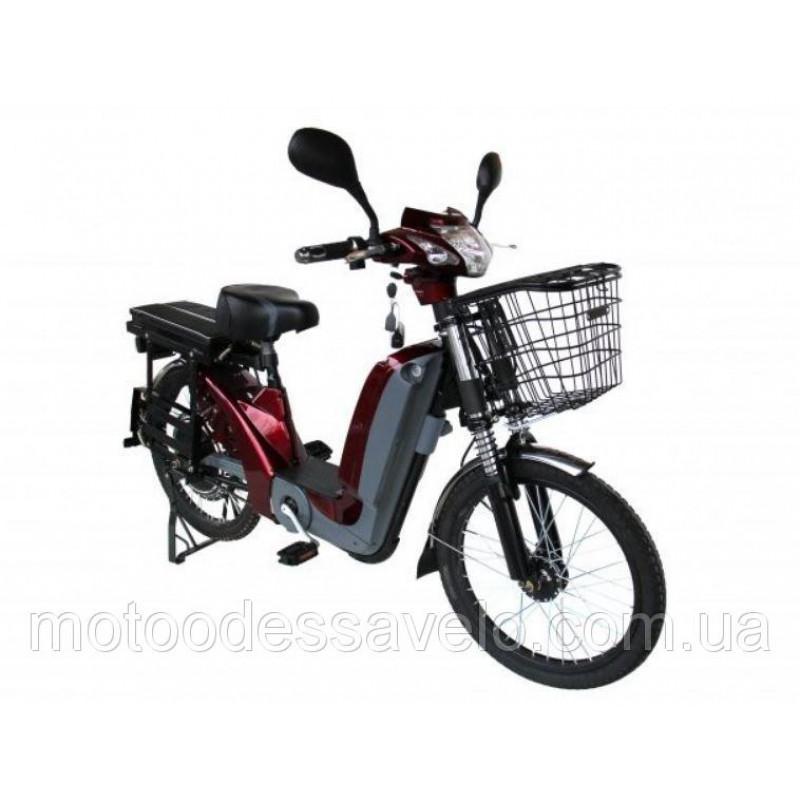 Электровелосипед Volta Практик 500w 60v Red