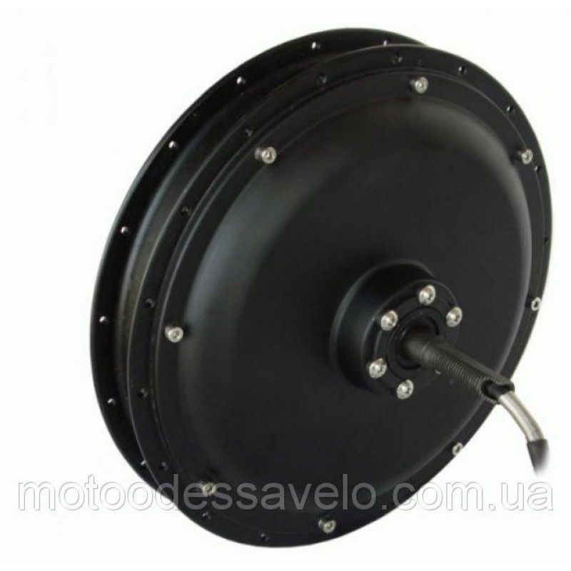 Электронабор с задним прямо-приводным мотор-колесом 36v600w  под кассету в ободе 26'