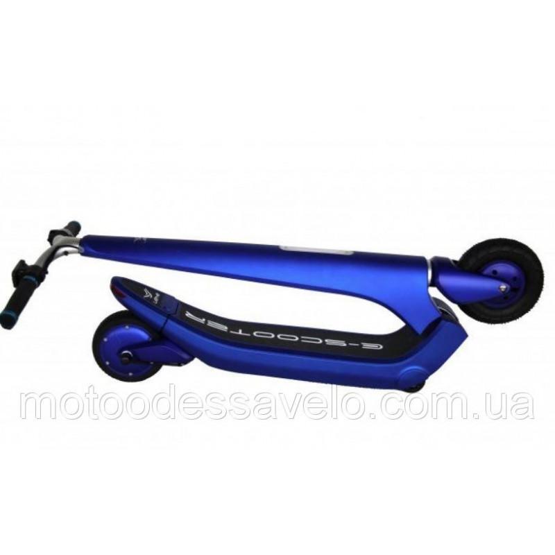 Электрический самокат Volta Fly blue