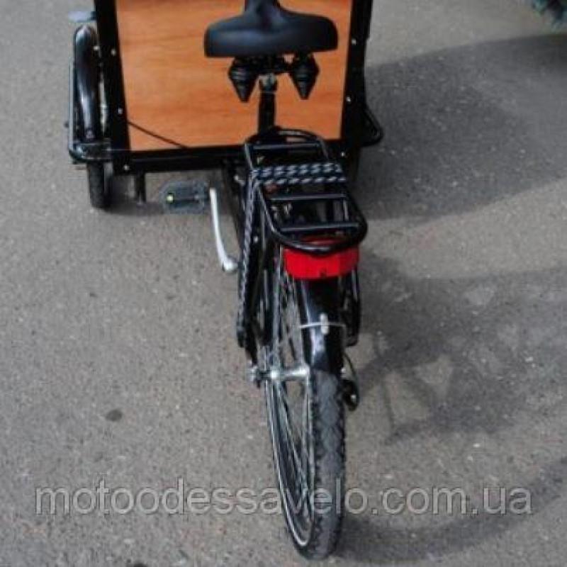 Велорикша Vega Riksha 1 Wood