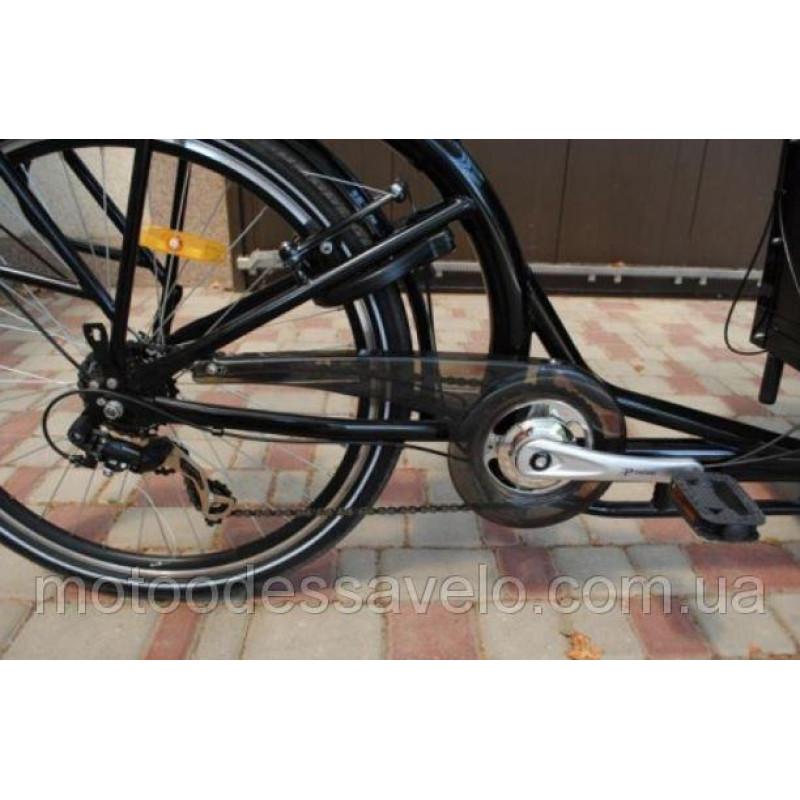 Велорикша Vega Riksha 1 black