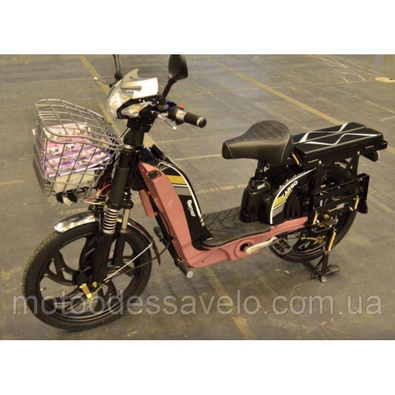 Электровелосипед грузовой Партёр Cargo 500w 48v