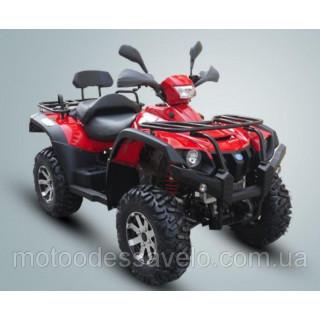 Квадроцикл LINHAI LH500ATV-D красный