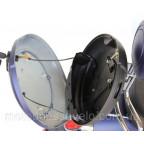 Электроскутер Volta Tino 1200w 60v тёмно синий