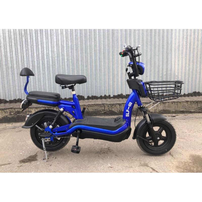 Электроскутер  Vega Elf 2021 Blue