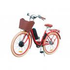 Электровелосипед Vega Family S red